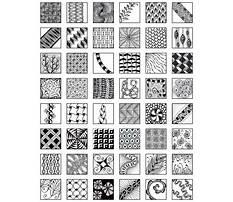 Free line art patterns Plan