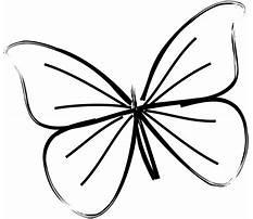 Free line drawings butterflies Plan