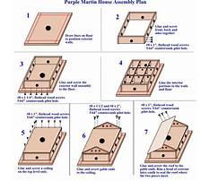 Free martin birdhouse plans.aspx Plan