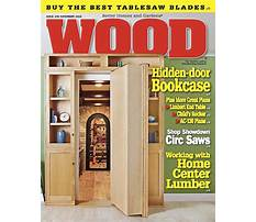 Free online woodworking magazines Plan