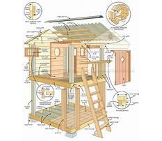 Free playhouse plans outdoor Plan