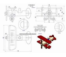 Free wood toy airplane plans Plan