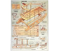 Free wooden sleigh plans Plan