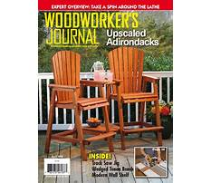 Free woodworking magazine subscriptions Plan