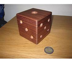 Free woodworking plans puzzle box Plan