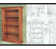 Furniture design plans free Plan