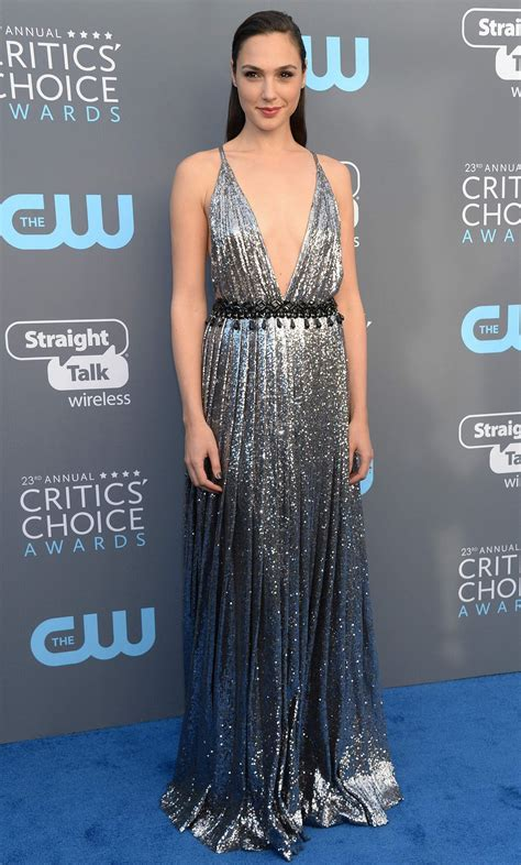 Gal Gadot Critics Choice Awards
