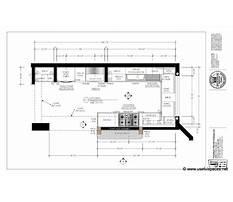 Galley kitchen designs layouts Plan