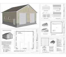 Garage building plans free Plan