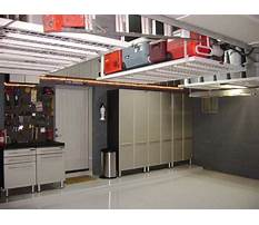 Garage ceiling shelving systems costco Plan
