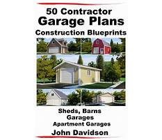 Garage design books Plan