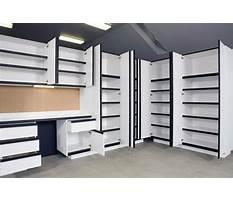 Garage storage designs modesto Plan
