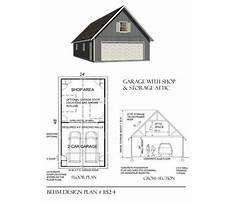 Garage storage shed.aspx Plan