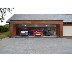 Garage woodworking plans aspx extension Plan