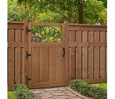 Garden fencing ideas pictures Plan