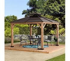 Garden gazebos for sale Plan