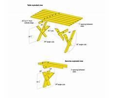 Garden table plans.aspx Plan