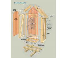 Garden tool storage shed plans Plan