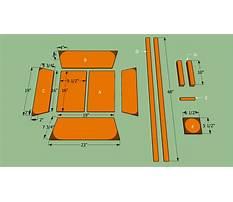 Garden wheelbarrow woodworking plan.aspx Plan