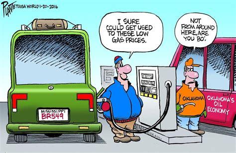 Gas Prices Cartoons