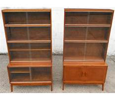 Glass bookcases uk Plan