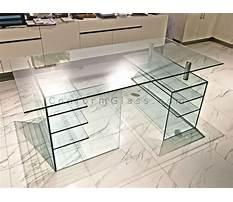 Glass office desks toronto Plan