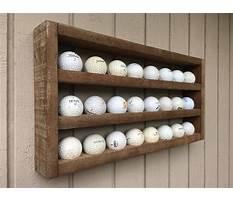 Golf ball shelf.aspx Plan