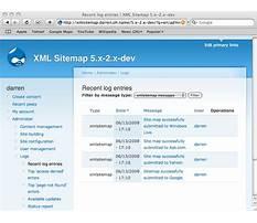 Google sitemap xml submittable Plan