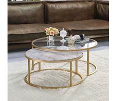 Granite coffee and end tables Plan