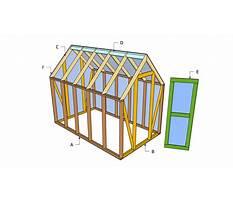 Greenhouse building plans.aspx Plan