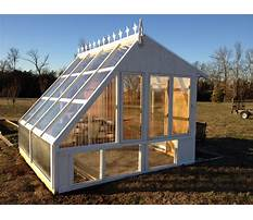 Greenhouse homemade plans Plan