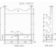 Gun rack plans woodworking Plan