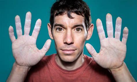 Hands Alex Honnold