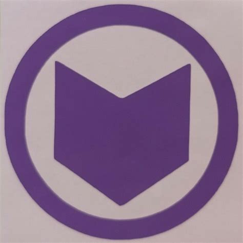 Hawkeye Avengers Logo