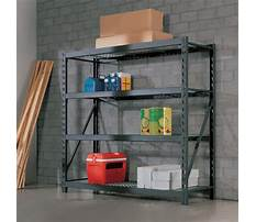 Heavy duty garage shelving costco Plan