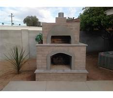 High end kitchens with brick ovens Plan