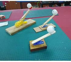 Homemade catapult designs Plan
