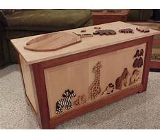 Homemade toy boxes.aspx Plan