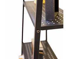 Homestar leaning ladder bookshelf Plan