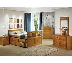 Honey oak bedroom dresser with mirror Plan