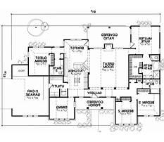 House porsche pasadena Plan