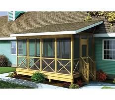 How do i build a porch.aspx Plan