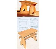 How do you make a step stool Plan