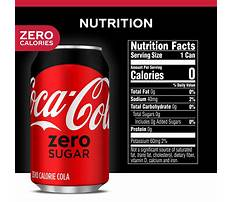 How many calories is in diet soda Plan