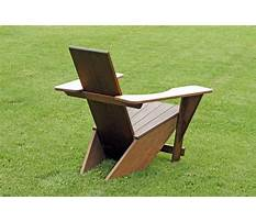 How to build a adirondack chair.aspx Plan