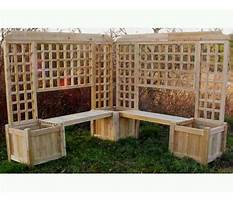 How to build a deck bench with back.aspx Plan
