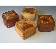 How to build a decorative wooden box Plan