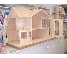How to build a dollhouse Plan