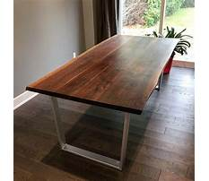 How to build a high quality dining table with limited tools diy woodworking Plan