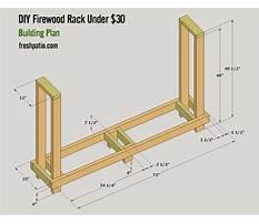 How to build a log rack.aspx Plan